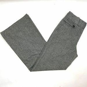 Banana Republic Womens Sz 4 Stretch Dress Pants Bl